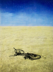 Bicycle at Black Rock © Jim Carlson