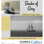 Gallery Show February - Shades of Gray